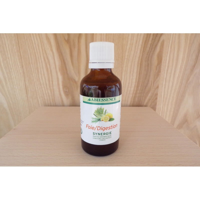 Synergie Phyto-Aromatique - Foie / Digestion