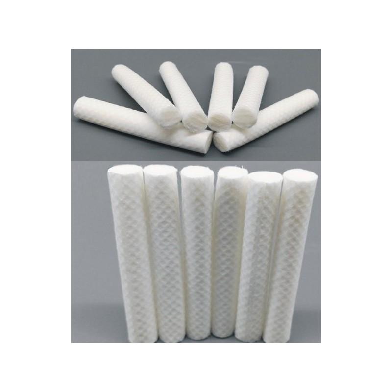 Mèches en coton pour inhalateurs (lot de 6)