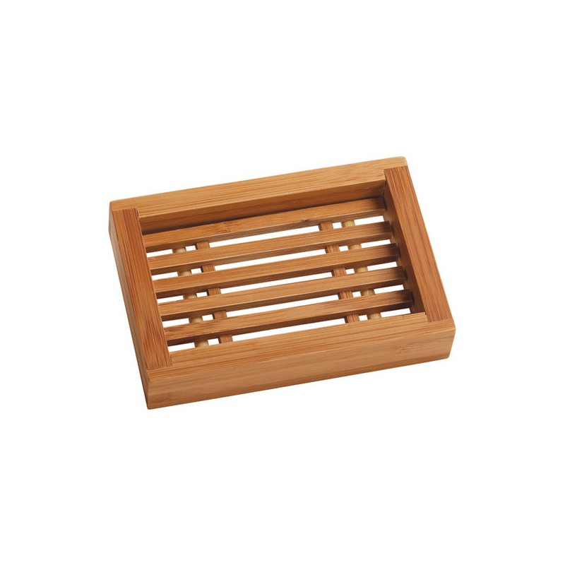 Porte savon en bambou