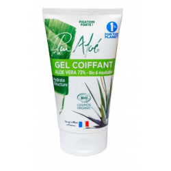Gel coiffant pur aloe 150ml